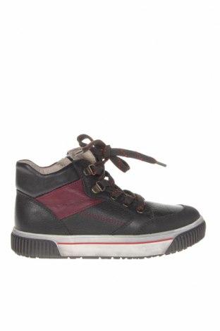 Детски обувки Pablosky, Размер 31, Цвят Черен, Естествена кожа, еко кожа, Цена 49,05лв.