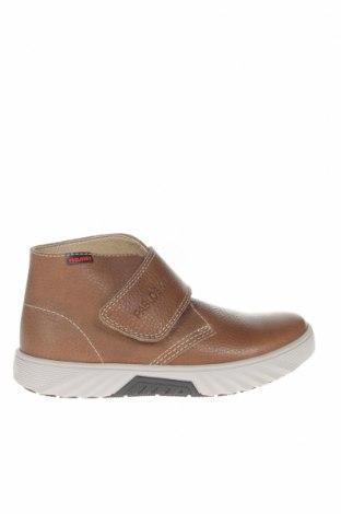 Детски обувки Pablosky, Размер 31, Цвят Кафяв, Естествена кожа, Цена 70,50лв.