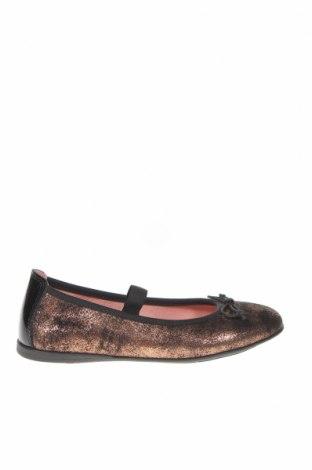 Детски обувки Pablosky, Размер 31, Цвят Черен, Естествена кожа, Цена 25,74лв.