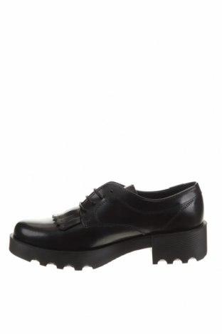 Детски обувки Paola, Размер 36, Цвят Черен, Естествена кожа, Цена 63,21лв.