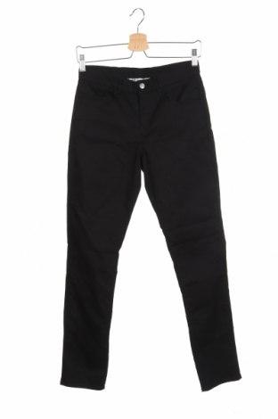 Παιδικό παντελόνι H&M, Μέγεθος 14-15y/ 168-170 εκ., Χρώμα Μαύρο, 70% βαμβάκι, 27% πολυεστέρας, 3% ελαστάνη, Τιμή 8,57€