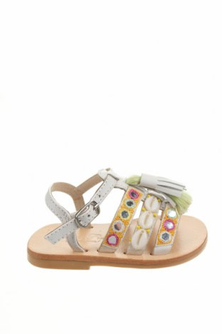 Детски сандали Oca-Loca, Размер 20, Цвят Бял, Естествена кожа, Цена 24,49лв.