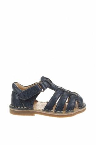 Детски сандали Oca-Loca, Размер 21, Цвят Син, Естествена кожа, Цена 29,52лв.