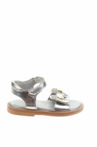 Детски сандали Oca-Loca, Размер 21, Цвят Син, Естествена кожа, Цена 23,28лв.