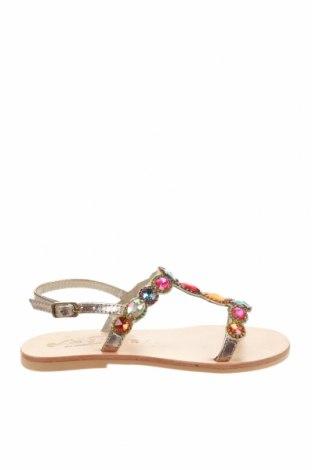 Детски сандали Oca-Loca, Размер 31, Цвят Многоцветен, Естествена кожа, Цена 36,72лв.