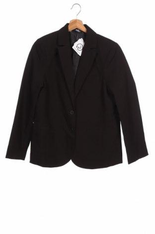 Παιδικό σακάκι Tg, Μέγεθος 15-18y/ 170-176 εκ., Χρώμα Μαύρο, Πολυεστέρας, Τιμή 6,25€
