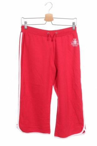 Детско спортно долнище Cfl Colors for life, Размер 15-18y/ 170-176 см, Цвят Червен, 100% памук, Цена 8,51лв.