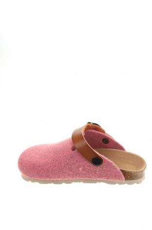 Домашни пантофи Sommers, Размер 26, Цвят Розов, Текстил, еко кожа, Цена 44,25лв.