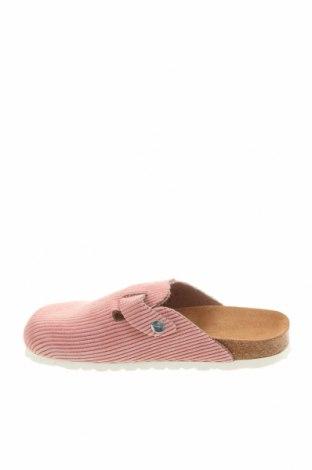 Домашни пантофи Sommers, Размер 37, Цвят Розов, Текстил, Цена 59,25лв.