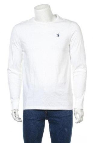 Ανδρική μπλούζα Polo By Ralph Lauren, Μέγεθος M, Χρώμα Λευκό, Βαμβάκι, Τιμή 23,66€