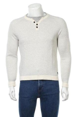Мъжка блуза Tom Tailor, Размер M, Цвят Бял, Памук, Цена 22,77лв.
