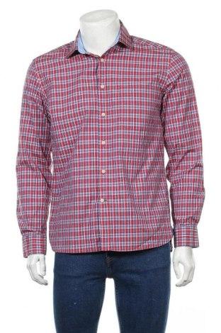 Мъжка риза Jos. A. Bank, Размер M, Цвят Многоцветен, 96% памук, 4% еластан, Цена 26,88лв.
