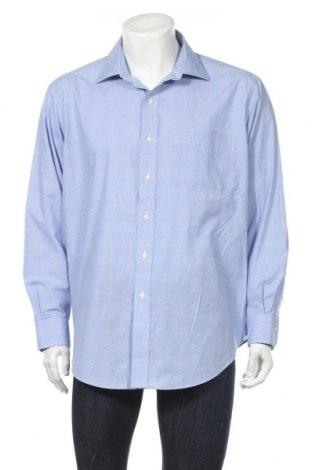 Мъжка риза American Living, Размер XL, Цвят Син, 60% памук, 40% полиестер, Цена 23,10лв.