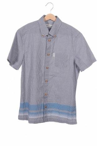 Мъжка риза Ben Sherman, Размер XS, Цвят Син, Памук, Цена 8,93лв.