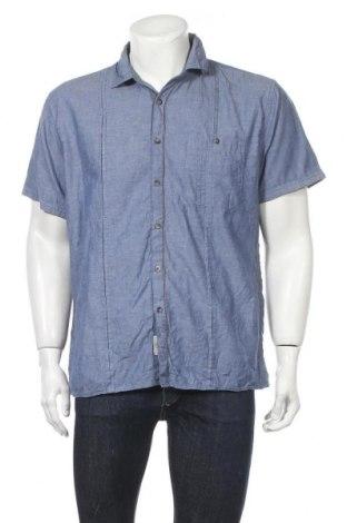 Мъжка риза Ellos, Размер XL, Цвят Син, Памук, Цена 16,07лв.