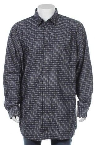 Мъжка риза Fusion, Размер XXL, Цвят Сив, 60% памук, 40% полиестер, Цена 12,08лв.