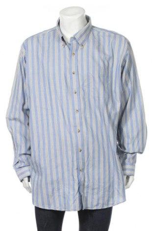 Мъжка риза L.L. Bean, Размер XXL, Цвят Син, Памук, Цена 10,40лв.