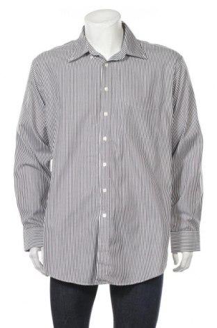 Мъжка риза Merona, Размер XL, Цвят Сив, Памук, Цена 16,96лв.