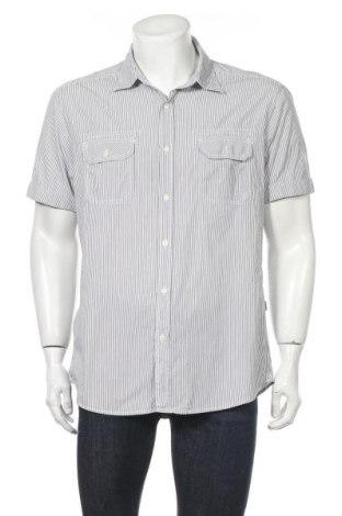 Ανδρικό πουκάμισο Mexx, Μέγεθος L, Χρώμα Γκρί, Βαμβάκι, Τιμή 7,79€