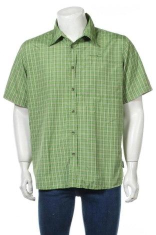 Мъжка риза Moorhead, Размер XL, Цвят Зелен, Полиестер, Цена 14,18лв.