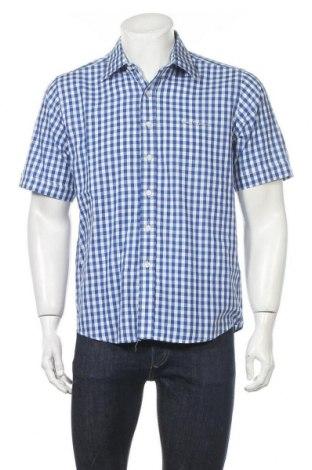 Мъжка риза Pierre Cardin, Размер M, Цвят Син, 65% полиестер, 35% памук, Цена 12,76лв.