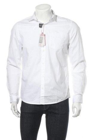 Pánská košile  S.Oliver, Velikost M, Barva Bílá, 96% bavlna, 4% elastan, Cena  500,00Kč