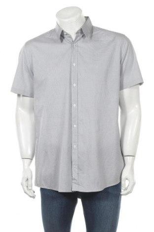 Мъжка риза S.Oliver, Размер XL, Цвят Черен, 97% памук, 3% еластан, Цена 16,80лв.