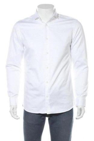 Pánská košile  Selected Homme, Velikost L, Barva Bílá, Bavlna, Cena  536,00Kč