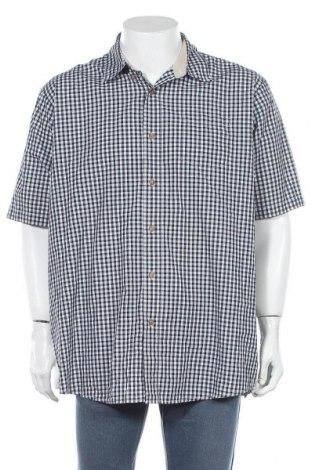 Мъжка риза Wrangler, Размер XL, Цвят Бял, 60% памук, 40% полиестер, Цена 25,20лв.