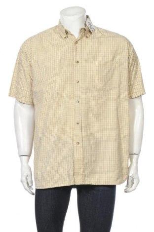 Мъжка риза Wrangler, Размер L, Цвят Жълт, 100% памук, Цена 23,10лв.