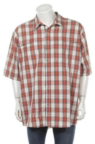 Мъжка риза Wrangler, Размер 3XL, Цвят Многоцветен, 80% полиестер, 20% полиамид, Цена 25,20лв.