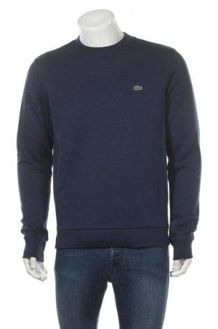 Ανδρική μπλούζα Lacoste, Μέγεθος M, Χρώμα Μπλέ, 65% βαμβάκι, 35% πολυεστέρας, Τιμή 36,19€