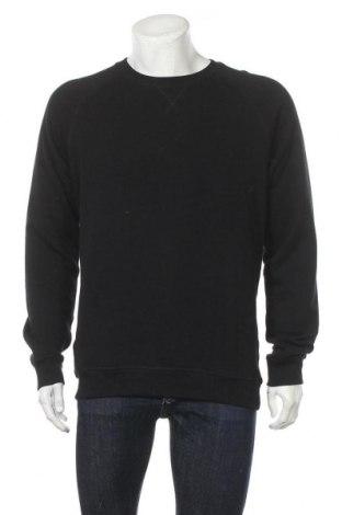 Мъжка блуза Pier One, Размер L, Цвят Черен, 80% памук, 20% полиестер, Цена 17,02лв.