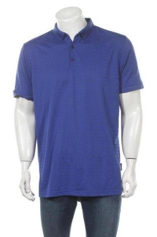 Мъжка тениска Abacus, Размер XXL, Цвят Син, Полиестер, Цена 26,25лв.