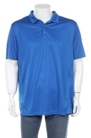Мъжка тениска Active By Tchibo, Размер XXL, Цвят Син, Полиестер, Цена 13,23лв.