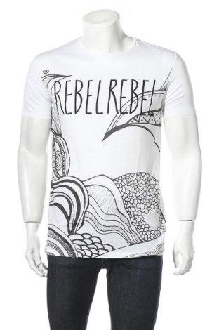 Мъжка тениска Antony Morato, Размер XL, Цвят Бял, Памук, Цена 28,93лв.