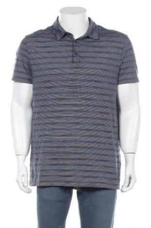 Мъжка тениска Boss, Размер XXL, Цвят Многоцветен, 60% памук, 40% полиестер, Цена 27,30лв.