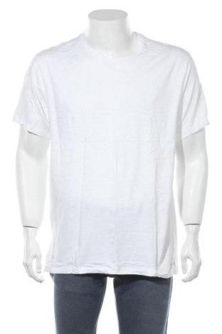 Ανδρικό t-shirt Calvin Klein, Μέγεθος L, Χρώμα Λευκό, Βαμβάκι, Τιμή 31,70€