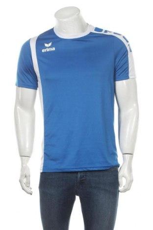 Мъжка тениска Erima, Размер L, Цвят Син, Полиестер, Цена 15,17лв.