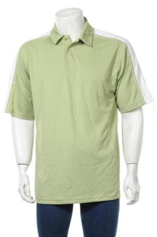 Мъжка тениска Extreme, Размер M, Цвят Зелен, Полиестер, Цена 9,82лв.