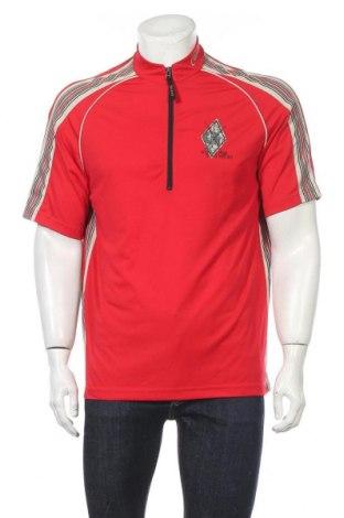 Мъжка тениска Gonso, Размер XL, Цвят Червен, Полиестер, Цена 15,12лв.