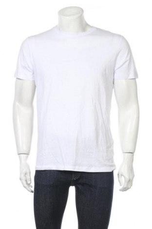 Мъжка тениска Originals By Jack & Jones, Размер M, Цвят Бял, Памук, Цена 8,12лв.
