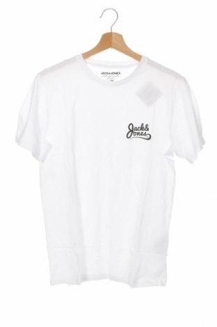 Ανδρικό t-shirt Originals By Jack & Jones, Μέγεθος XS, Χρώμα Λευκό, Βαμβάκι, Τιμή 12,37€