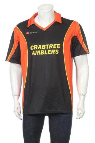 Мъжка тениска Owayo, Размер XL, Цвят Черен, Полиестер, Цена 16,07лв.