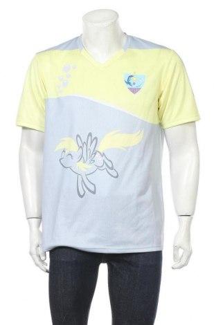 Мъжка тениска Owayo, Размер L, Цвят Многоцветен, Полиестер, Цена 17,85лв.