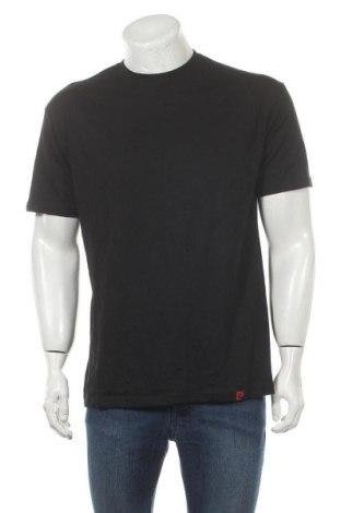 Мъжка тениска Pierre Cardin, Размер L, Цвят Черен, Цена 23,10лв.