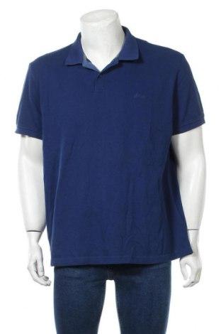 Ανδρικό t-shirt S.Oliver, Μέγεθος XXL, Χρώμα Μπλέ, 100% βαμβάκι, Τιμή 16,24€