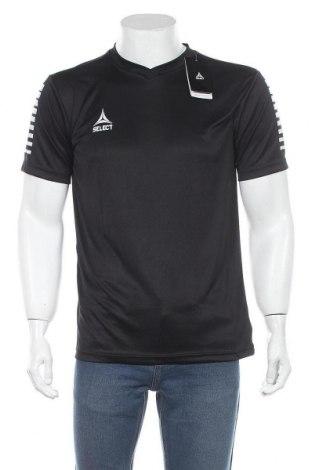 Мъжка тениска Select, Размер S, Цвят Черен, Полиестер, Цена 35,91лв.