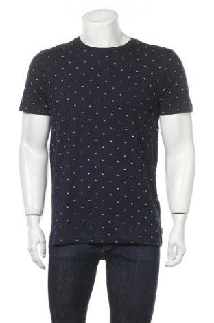 Ανδρικό t-shirt Tom Tailor, Μέγεθος L, Χρώμα Μαύρο, Βαμβάκι, Τιμή 9,67€