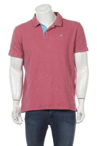 Ανδρικό t-shirt Tom Tailor, Μέγεθος XL, Χρώμα Ρόζ , Βαμβάκι, Τιμή 17,01€